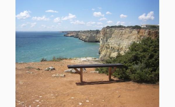 Algarve Klippenwanderweg nach Carvoeiro